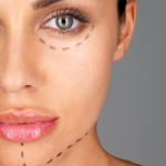 Cosmetic surgery patient