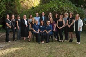 Aurora Clinics team