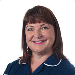 Aurora Clinics: Photo of Clinical Lead Aggie Oakley